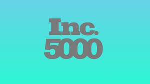 ICON on Inc. 5000 list