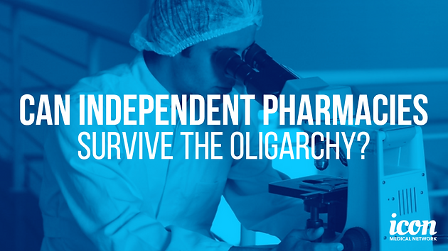 Can Independent Pharmacies Survive the Oligarchy