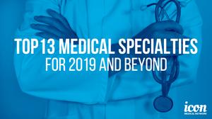 Top 13 medical specialties locums staffing
