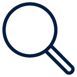 SEO Analysis Magnifying Glass