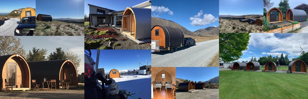 Mount Hutt Pods