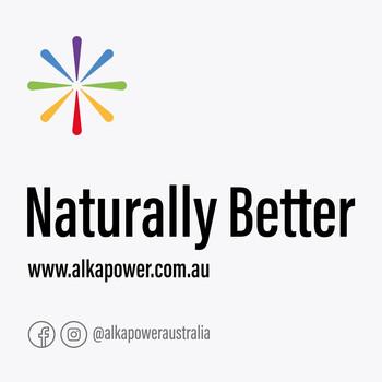 Alka Power Naturally Better