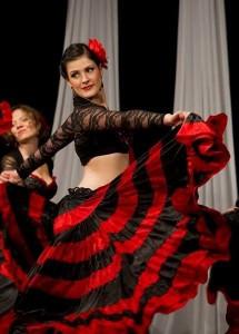 """Tanečnice  a lektorka tance Manuela: """"Je úžasné, jak mi mé klientky rozkvétají před očima.&quot"""