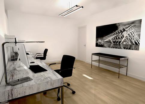 Sala de Estudio en Valencia
