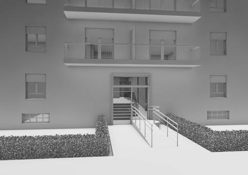 Análisis de Eliminación de Barreras Arquitectónicas