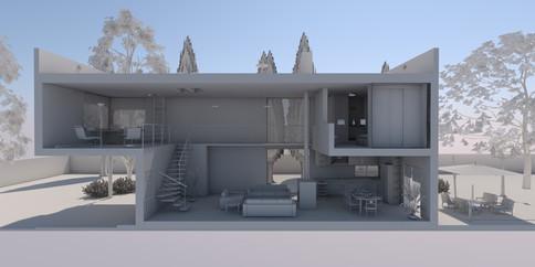 Sección de Estudio de Arquitectura