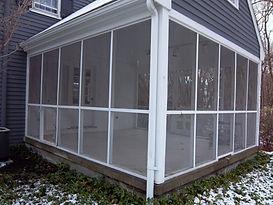 enclosed deck, bonus room, three season room