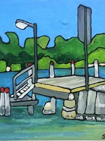 Amy Street Wharf Davistown