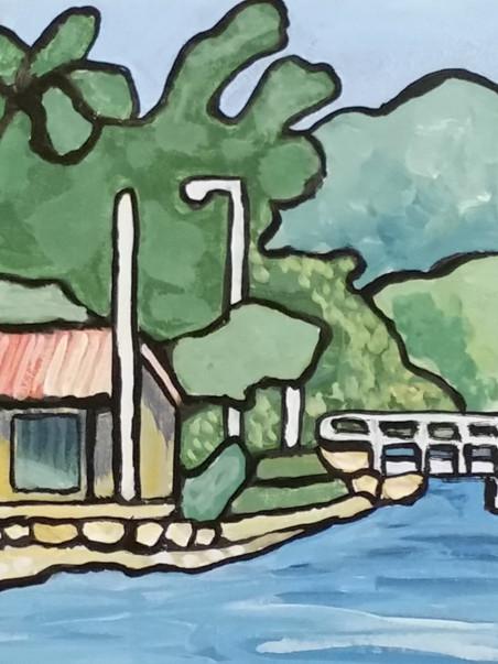 Bensville Boat Shed