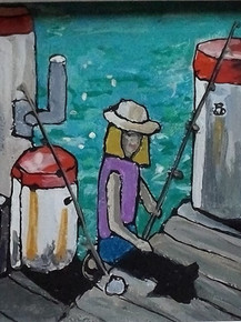 Hardy's Bay Fishing South Wharf
