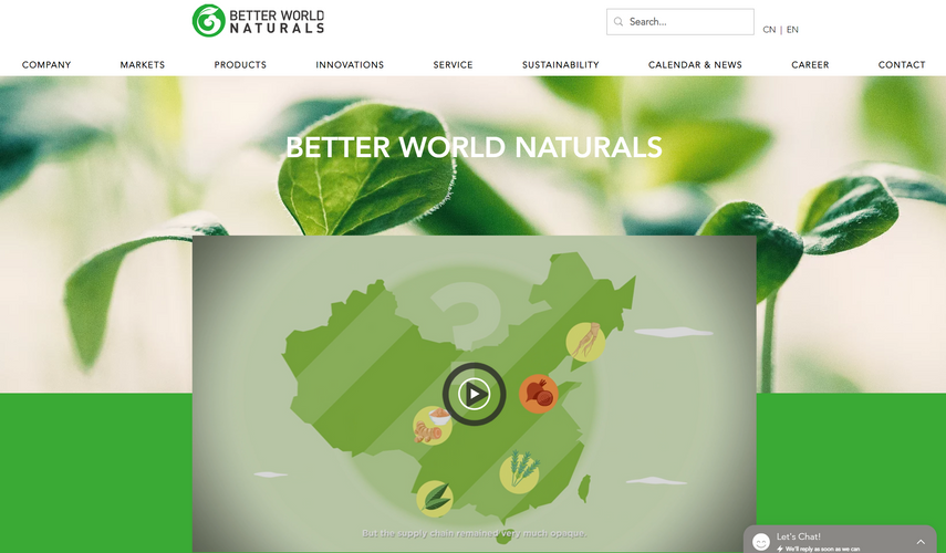 Better world naturals