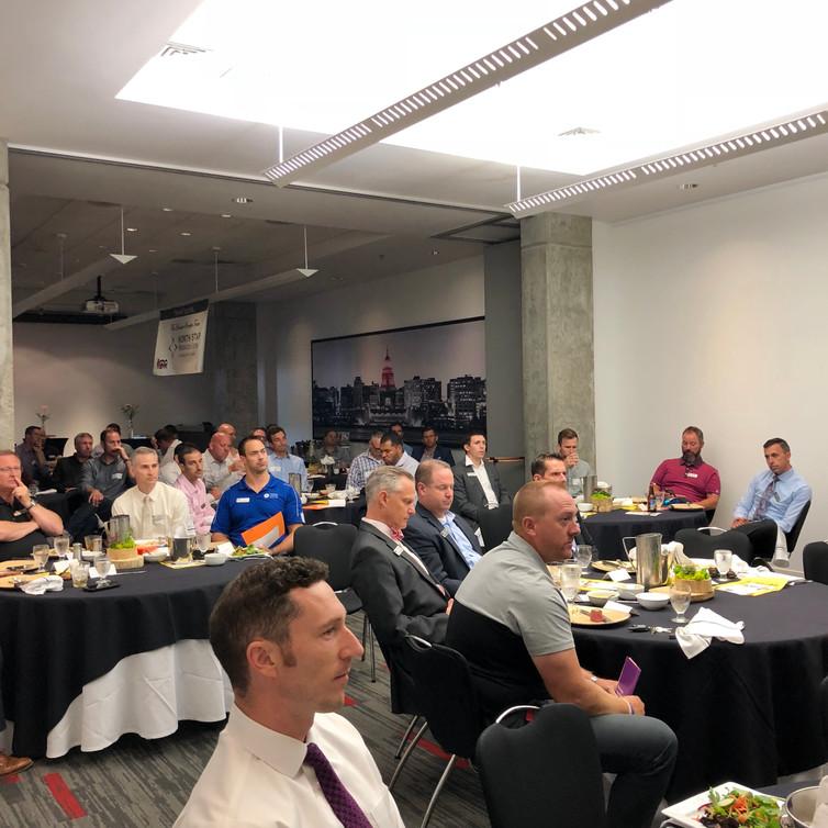 100 Men of Dane County Q3 Luncheon