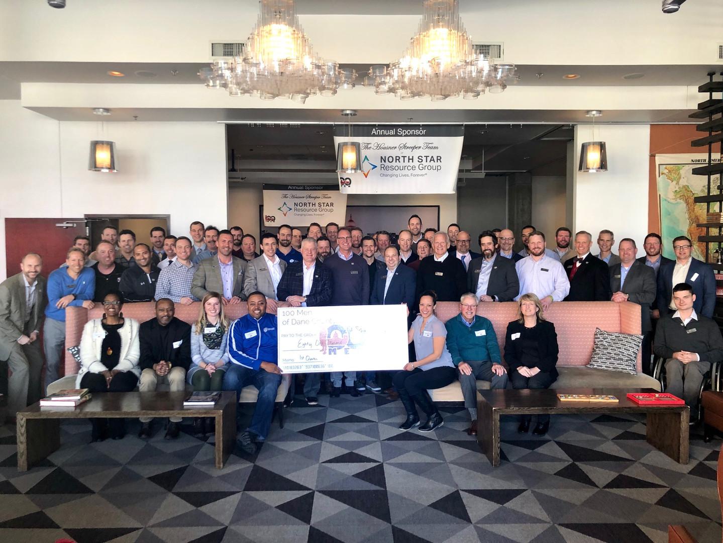 100 Men of Dane County 2019