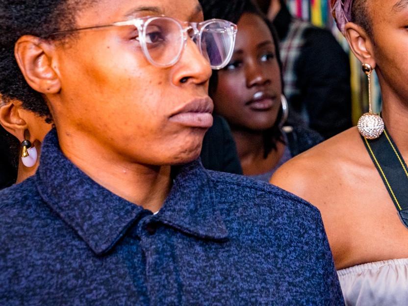 Artist Genesis Tramaine attends the Anoko History Maker's Brunch, February 2019