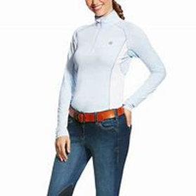 Womens Tri Factor Heat Gear 1/4 Zip