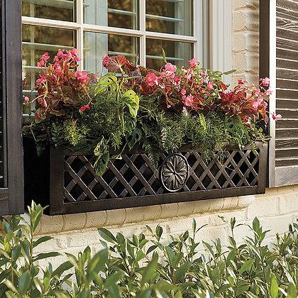 Bunny Williams Shipman Window Box Planter - BD