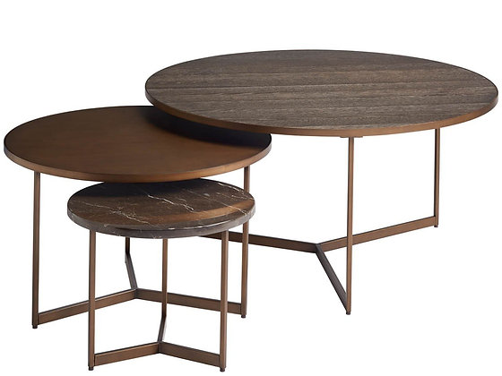 CAGNEY BUNCHING TABLES - UF