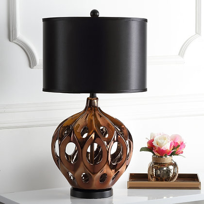 REGINA 29-INCH H CERAMIC TABLE LAMP - SAF