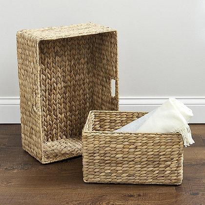 Hyacinth Abbeville Baskets - BD