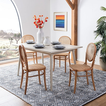 Sonia Cane Dining Chair - Set of 2 - SAF