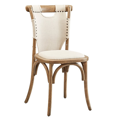 Split Shoulder Dining Chair - FC