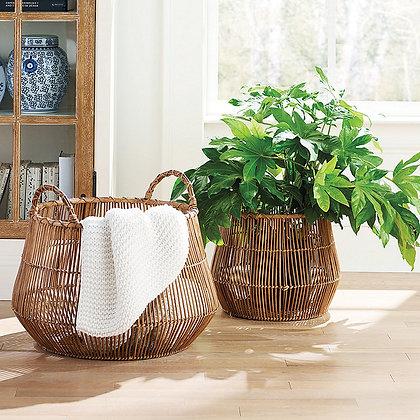 Palmer Baskets - Assorted Set of 2 - BD