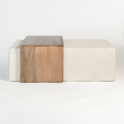 Asher Ottoman -  AT