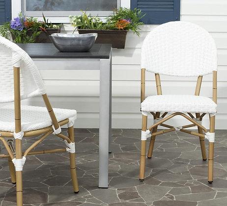 Barrow Indoor Outdoor Side Chair - Set of 2 - SAF