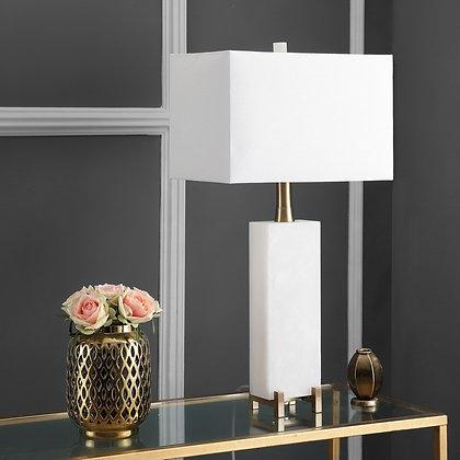 SLOANE ALABASTER TABLE LAMP