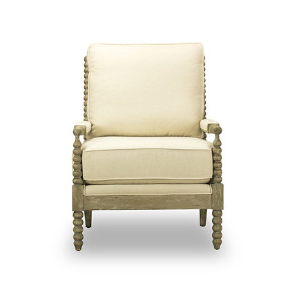 MARCHE CHAIR/WINDFIELD NATURAL - SPEC