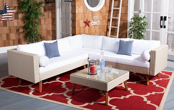 Analon Outdoor Sectional - SAF