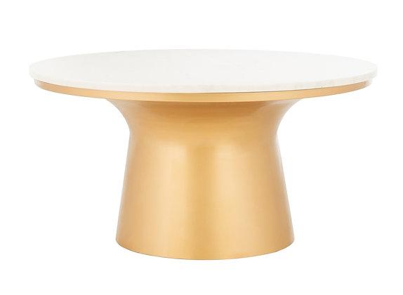 Mila Pedestal Coffee Table - SAF