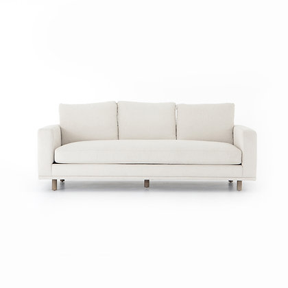 DOM SOFA-BONNELL IVORY - 4H