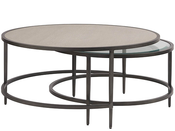 MIDTOWN NESTING TABLES  - UF