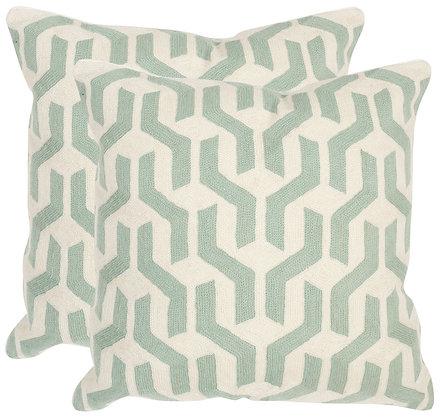 Minos Pillow (Set of 2) - SAF