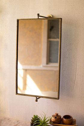 Rectangle Rotating Wall Mirror - KAL