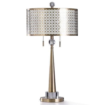 BAFFO GOLD TABLE LAMP - SC