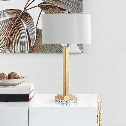 PERRI 30-INCH H CRYSTAL BASE TABLE LAMP - Set of 2 - SAF