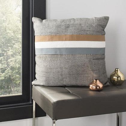 Kent Cowhide Pillow - SAF