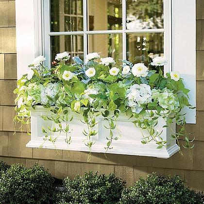 Devon Easy-care Window Box Planter - GR