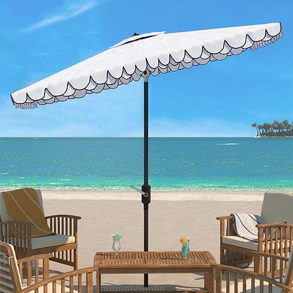 Elegant Valance 6.5 X 10 Ft Rect Umbrella - SAF