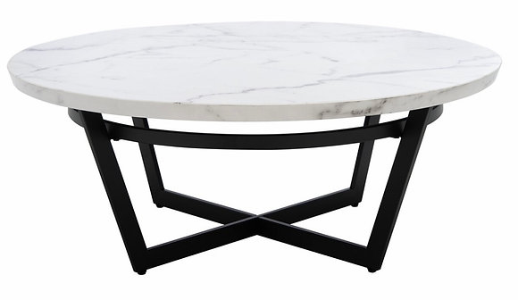 Placido Round Coffee Table-SAF