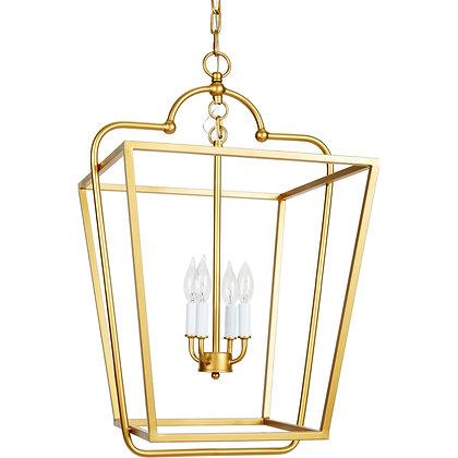 ELEANOR TRANSITIONAL GOLD LANTERN  - OWD