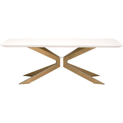 INDUSTRY RECTANGLE DINING TABLE - EL