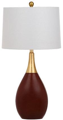 MEDALLION 27-INCH TABLE LAMP - Set of 2 - SAF