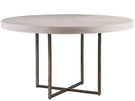 ROBARDS ROUND DINING TABLE - UF