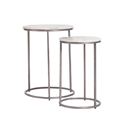 Abbey Nesting Tables - AT