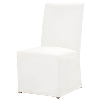 LEVI SLIPCOVER DINING CHAIR - EL
