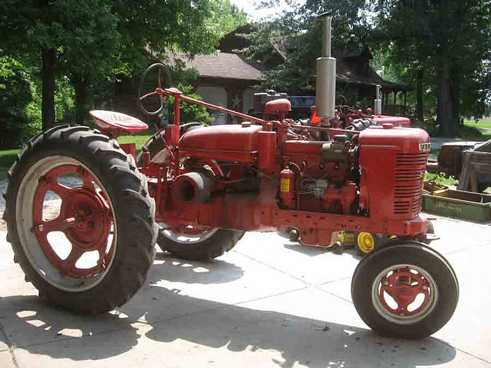 tractorpainter | 1939 Farmall H