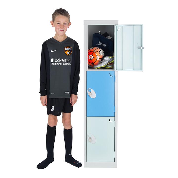 Lockers for primary schools